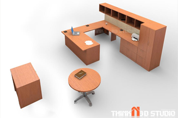 Furniture Renderings